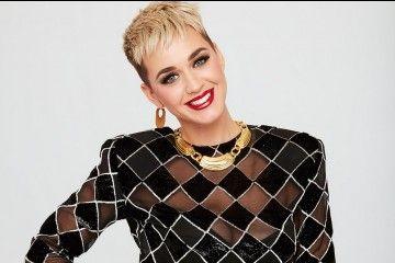 Tampil di Majalah Vogue, Katy Perry Bicara tentang Orlando Bloom
