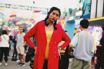 Best Street Style from We The Fest 2018 - Day 1