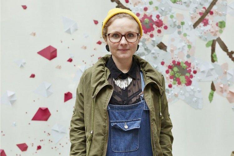 Seniman Asal Perancis Sebar Pesan 'Diversity Is Beautiful' di WTF 2018