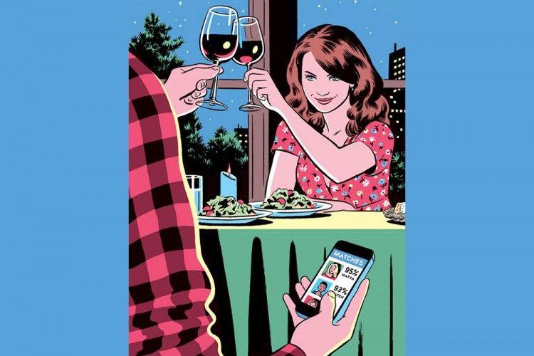 Pengalaman tinder date