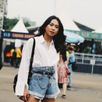 Best Street Style from We The Fest 2018 - Day 3