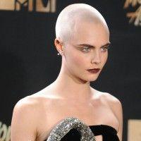 Berani Tampil Beda, 7 Artis Ini Pilih Gaya Rambut Botak