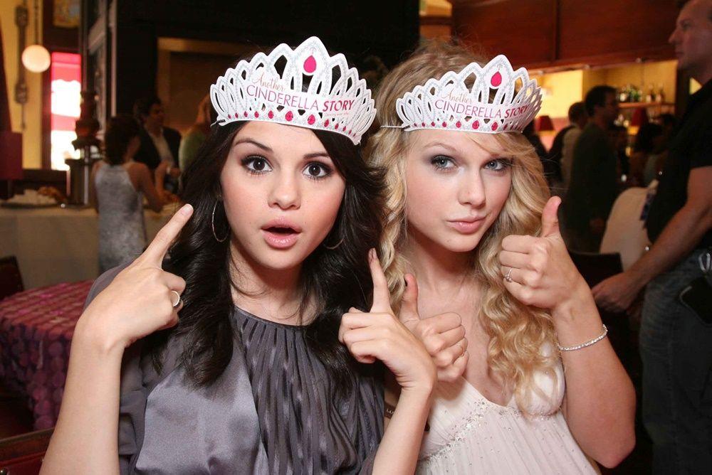 Sahabat Dekat, Begini Cara Taylor Swift Rayakan Ultah Selena Gomez