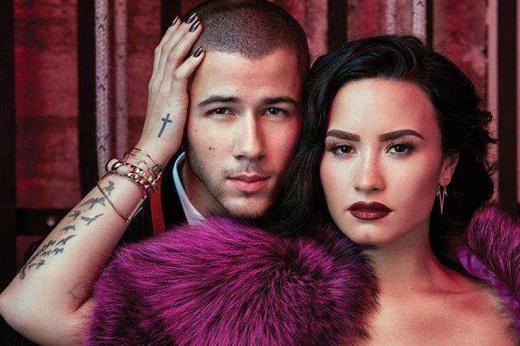 Sahabatnya Overdosis, Nick Jonas Beri Pesan Menyentuh pada Demi Lovato