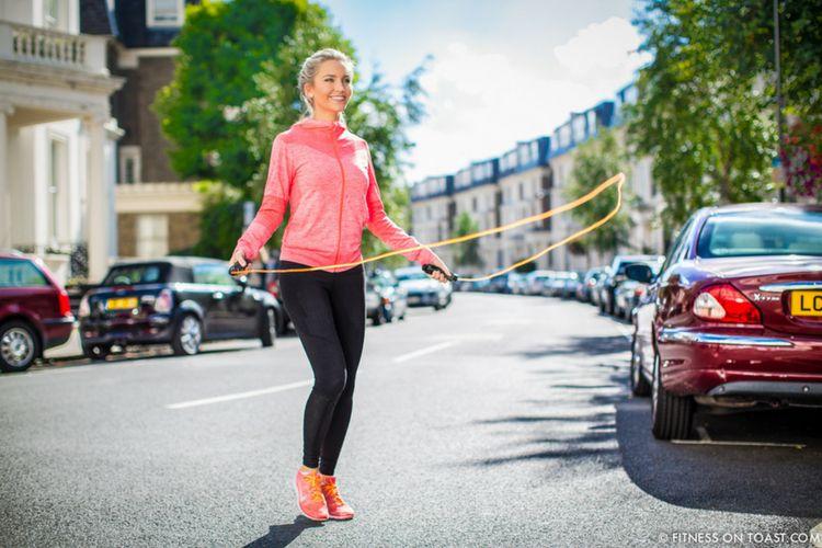 5 Olahraga yang Dapat Kamu Lakukan di Rumah