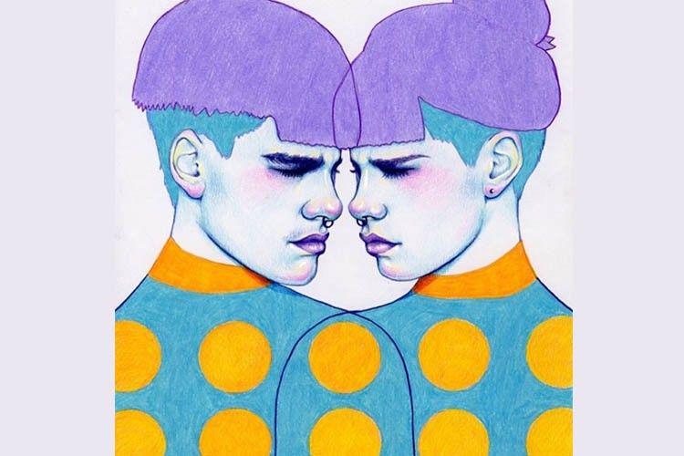 9 Ilustrasi Lucu Ini Tunjukkan Sisi Romantis yang Kadang Bikin Kesal