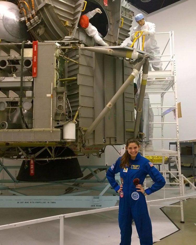 9 Fakta Alyssa Carson, Astronot Termuda yang Akan Dikirimkan ke Mars