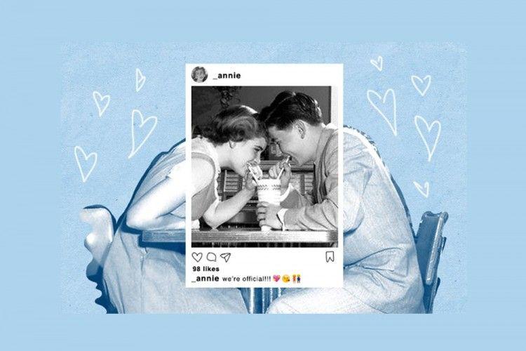 perilaku penggunaan instagram pada generasi Z