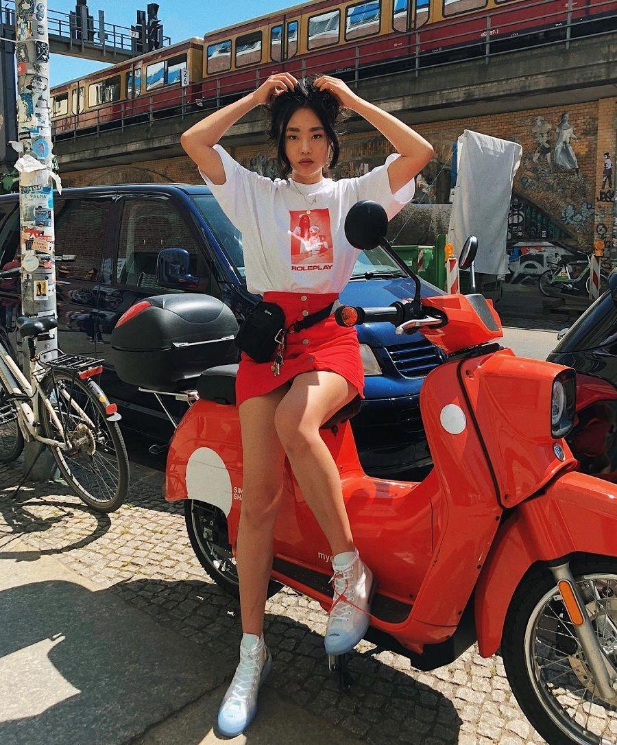 Cara pakai T-shirt Paling Kekinian yang Wajib Kamu Tahu