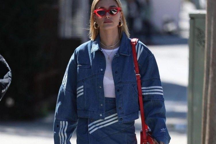 Ini Fashion Item yang Wajib Kamu Punya Agar Sekeren Hailey Baldwin