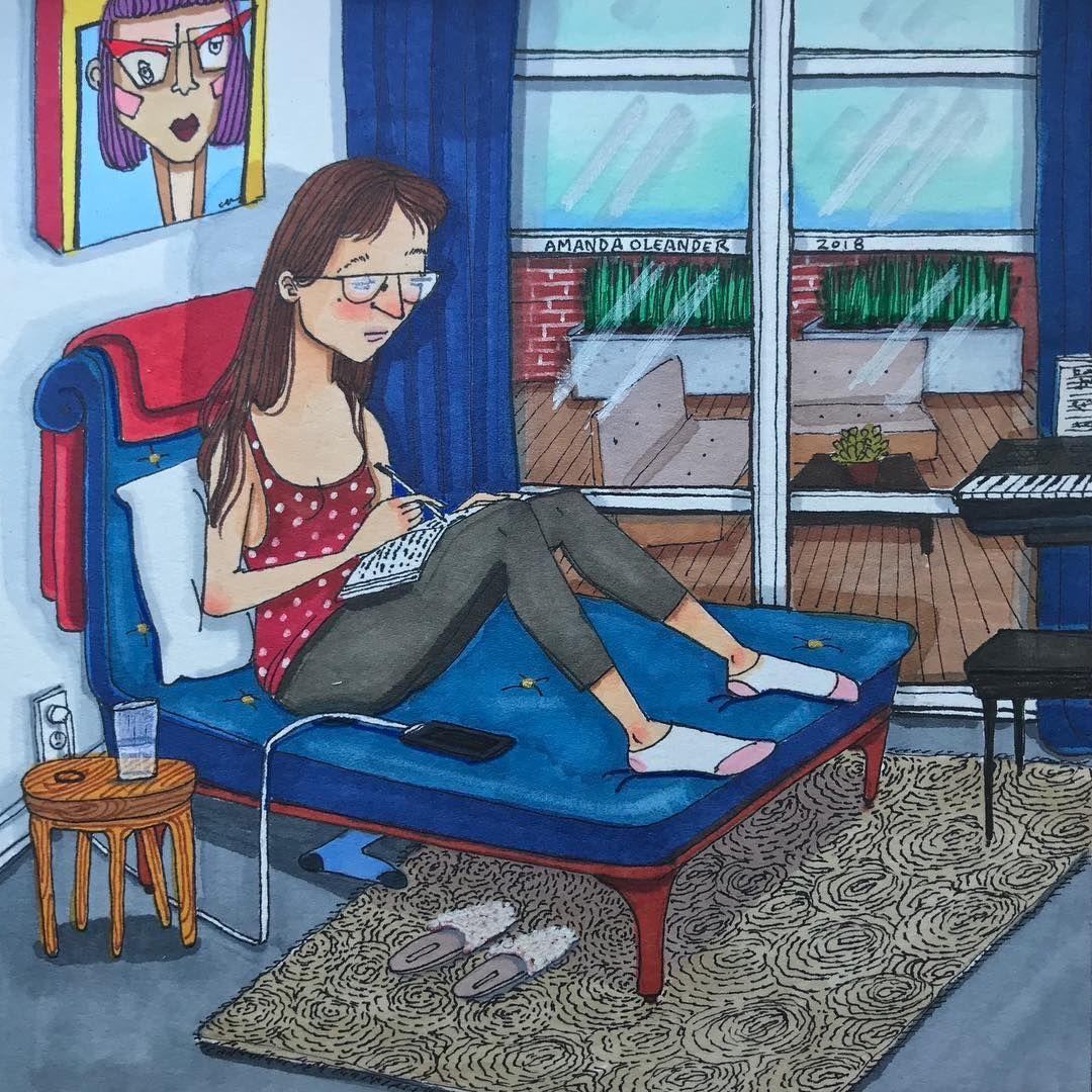 Lucunya 13 Ilustrasi tentang Perempuan Sebagai Sosok yang Tangguh