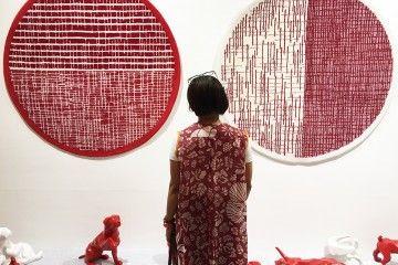 Art Jakarta, Sindir Masyarakat Urban hingga Dukung Perempuan Tangguh