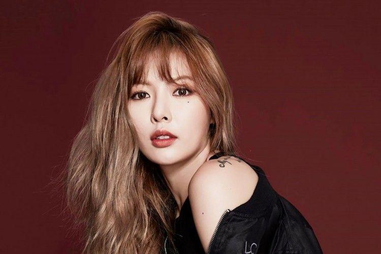 Sempat Dibantah, Kini HyunA Akui Sudah Pacaran 2 Tahun dengan E'Dawn