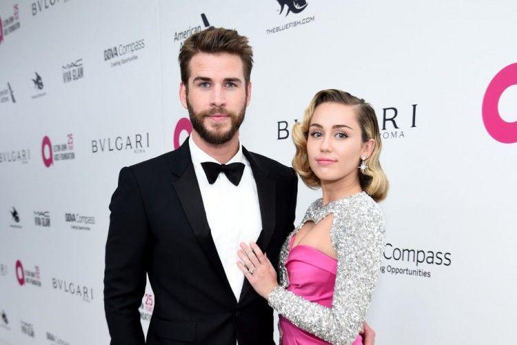 2 Tahun Tunangan, Miley Cyrus dan Liam Hemsworth Ogah Menikah