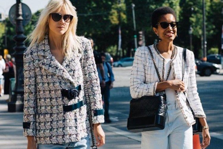 Tweed Outfit: Berhasil Ciptakan Tampilan yang Cantik Sekaligus Elegan