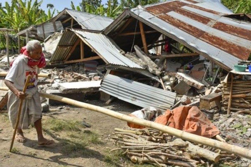 Ini 5 Kisah Memilukan dari Korban Gempa Lombok