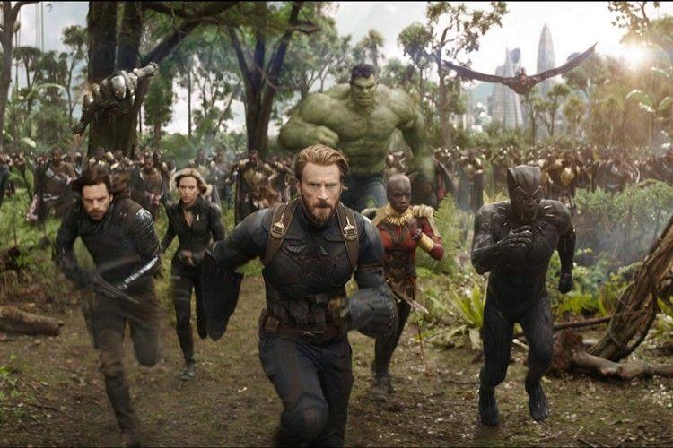 Sedih, 5 Aktor Utama di Film Superhero Marvel Ini akan Diganti