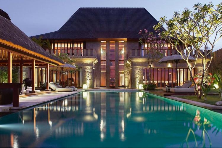 Intip Mewahnya Bvlgari Resort Bali, Tempat Denny Sumargo Foto Prewedding