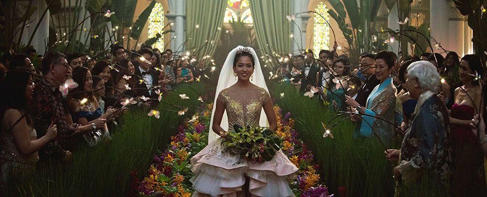 Film 'Crazy Rich Asians', Kisah Cinta Cinderella dari Negeri Singa