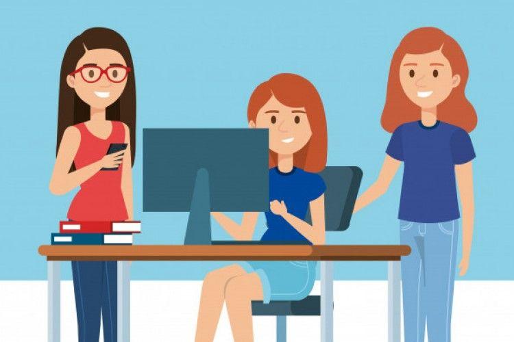 7 Cara Tetap Profesional Saat Bekerja Bersama Sahabat