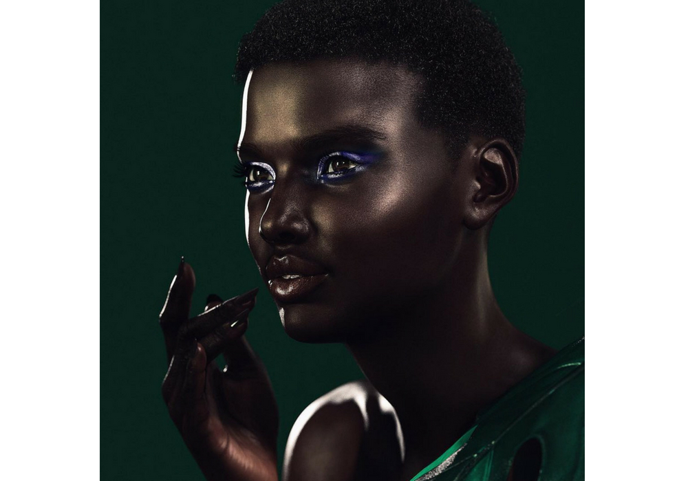 Mengenal Shudu, Si Super Model Digital yang Punya Wajah Menawan