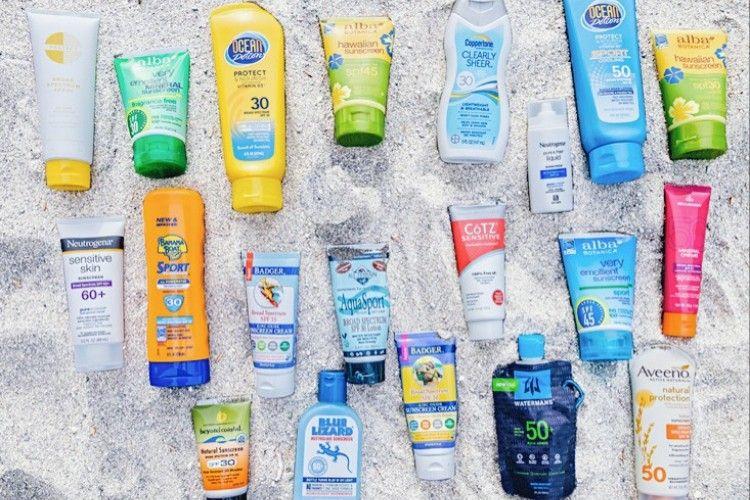 5 Alasan Untuk Menggunakan Sunscreen