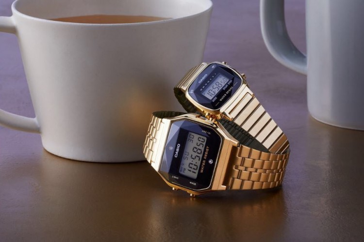 Casio Rilis Jam Tangan Berlian dengan Harga Terjangkau