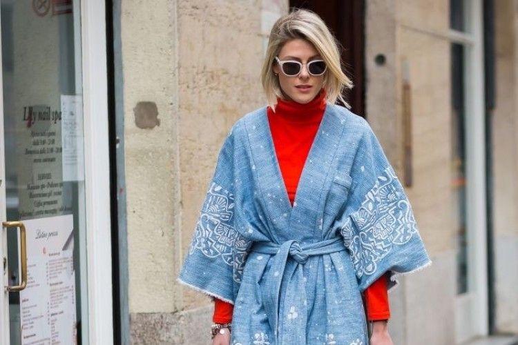 Luaran Kimono untuk Musim Panas? Bukan Ide yang Buruk