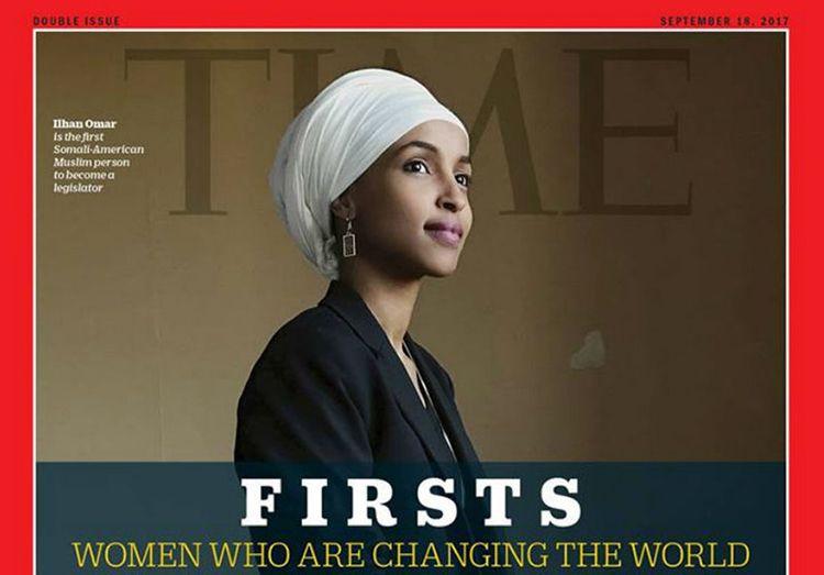 Ilhan Omar, Imigran Muslim Pertama yang Menangkan Bangku di Kongres AS