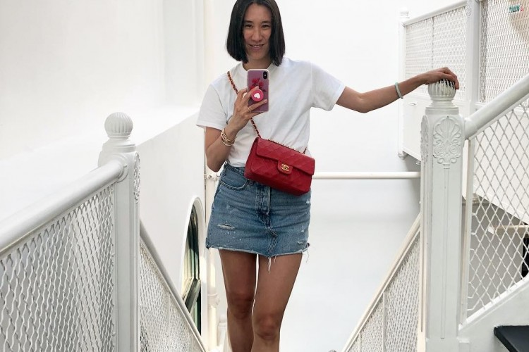 Pilihan Fashion Item yang Pas dipasangkan dengan Kaos Putih