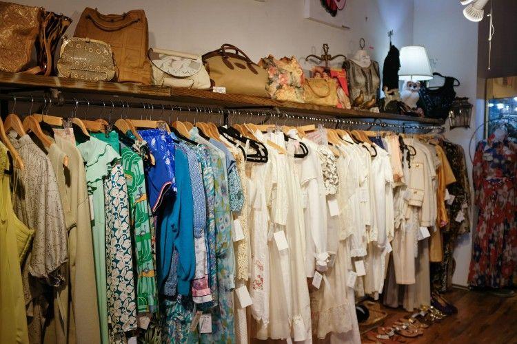 6 Surga Wisata Belanja Barang Vintage di New York!