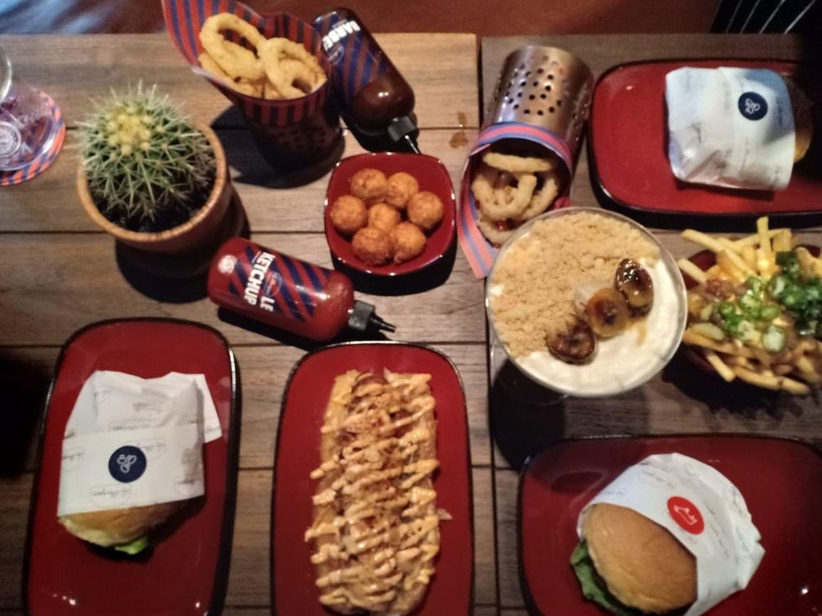 Review: Le Burger, Restoran Amerika di Pusat Kota Jakarta
