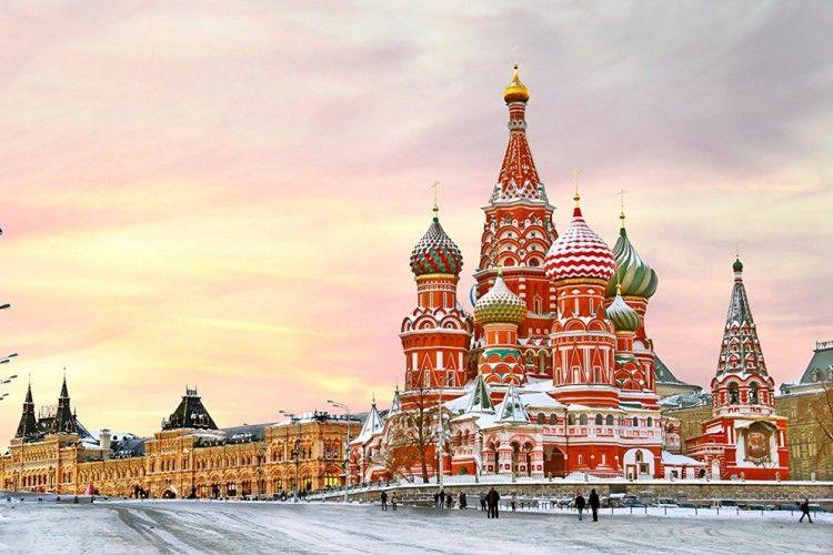 Bak Kastil Negeri Dongeng, Ini 5 Gereja Terindah di Rusia