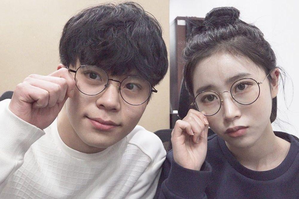 Bikin Video 'Prank', Pasangan Korea Ini Sukses Bikin Hatimu Meleleh