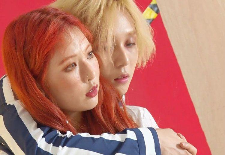 Heboh! HyunA dan E'Dawn Dipecat karena Pacaran? Ini Reaksi Netizen
