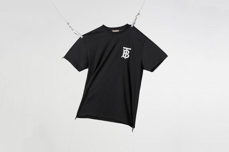 Desain Pertama Riccardo Tisci untuk Burberry adalah Kaos Seharga 6 Juta Rupiah