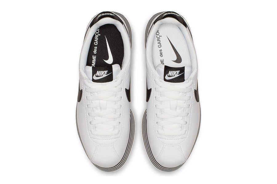 Intip Kerennya Sneakers Nike x Comme des Garçons
