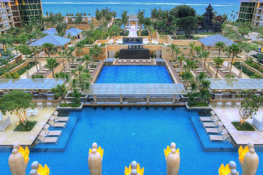 Bisa Buat Honeymoon! Inilah Daftar Hotel dengan 'View' Terbaik di Bali