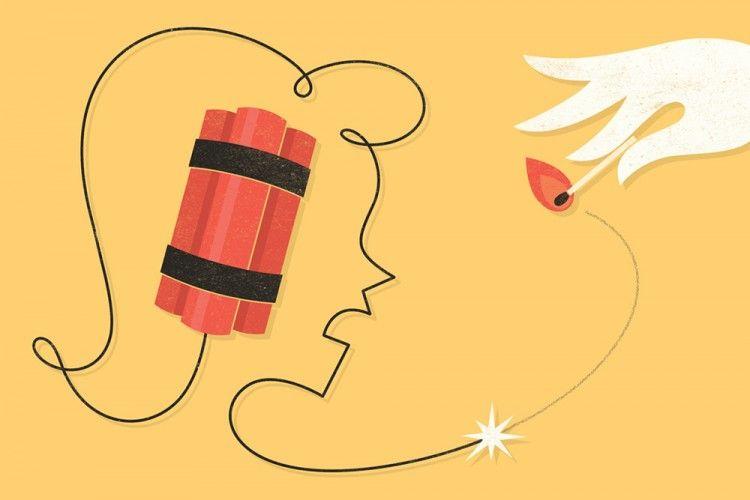 5 Cara untuk Mengatasi Pasangan yang Mudah Marah
