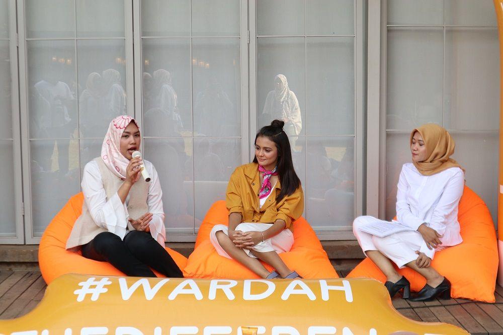 Wardah Gandeng Amanda Rawles sebagai Brand Ambassador Termuda