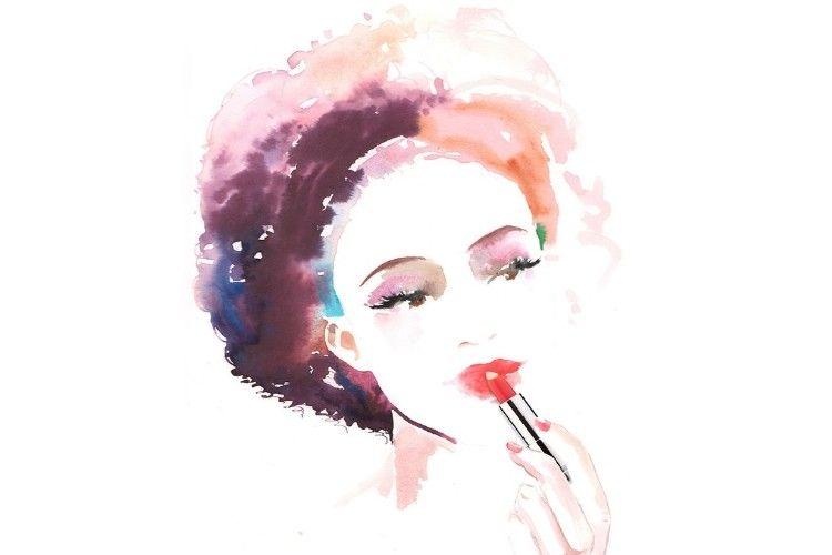 8 Ilustrasi Kecantikan Ini Menggambarkan Keseharian Cewek agar Tampil Cantik