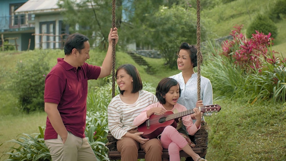 Sebelum Nonton, Intip Yuk Bocoran Film Keluarga Cemara