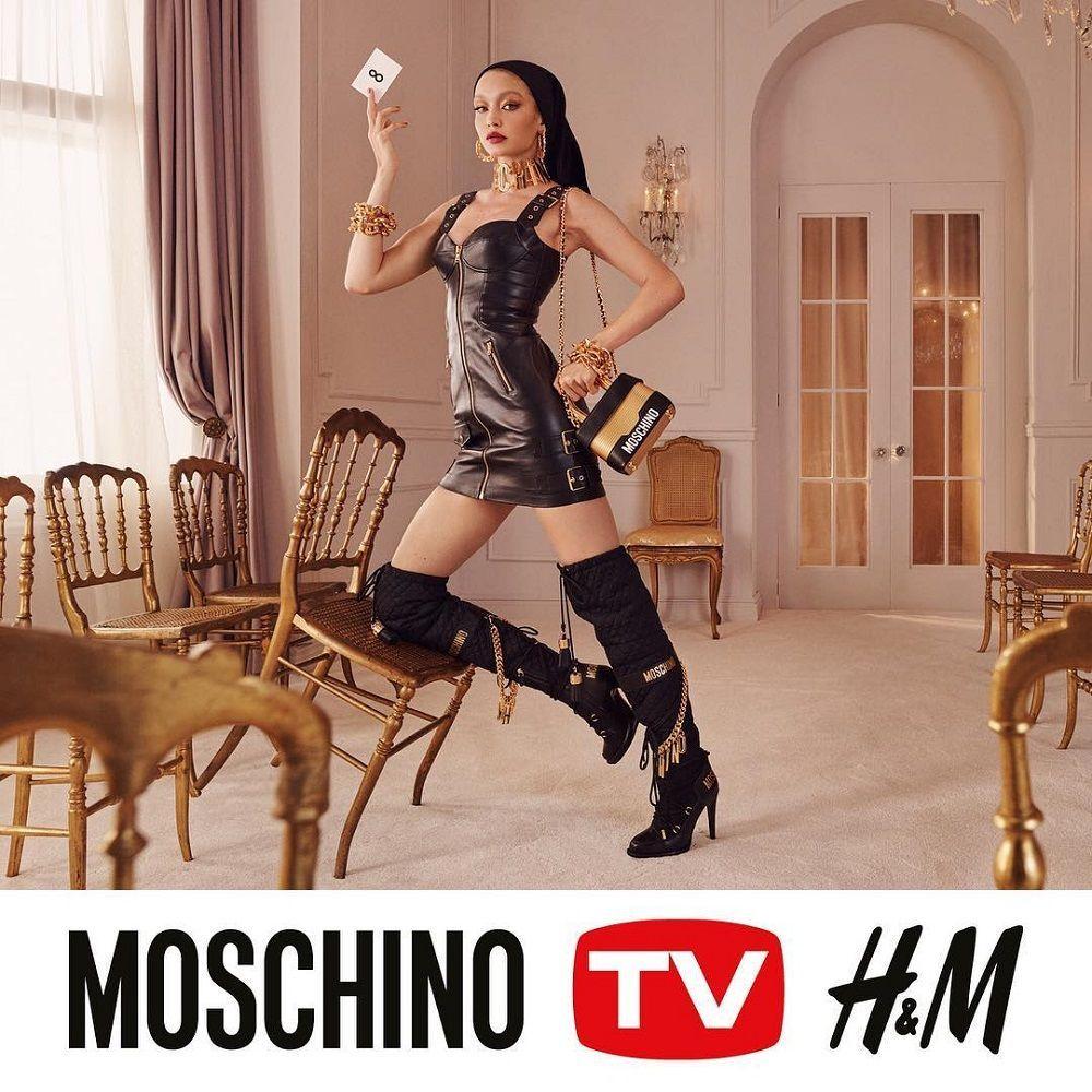 Moschino x H&M: Rilis Koleksi yang Terinspirasi dari Era 50-an
