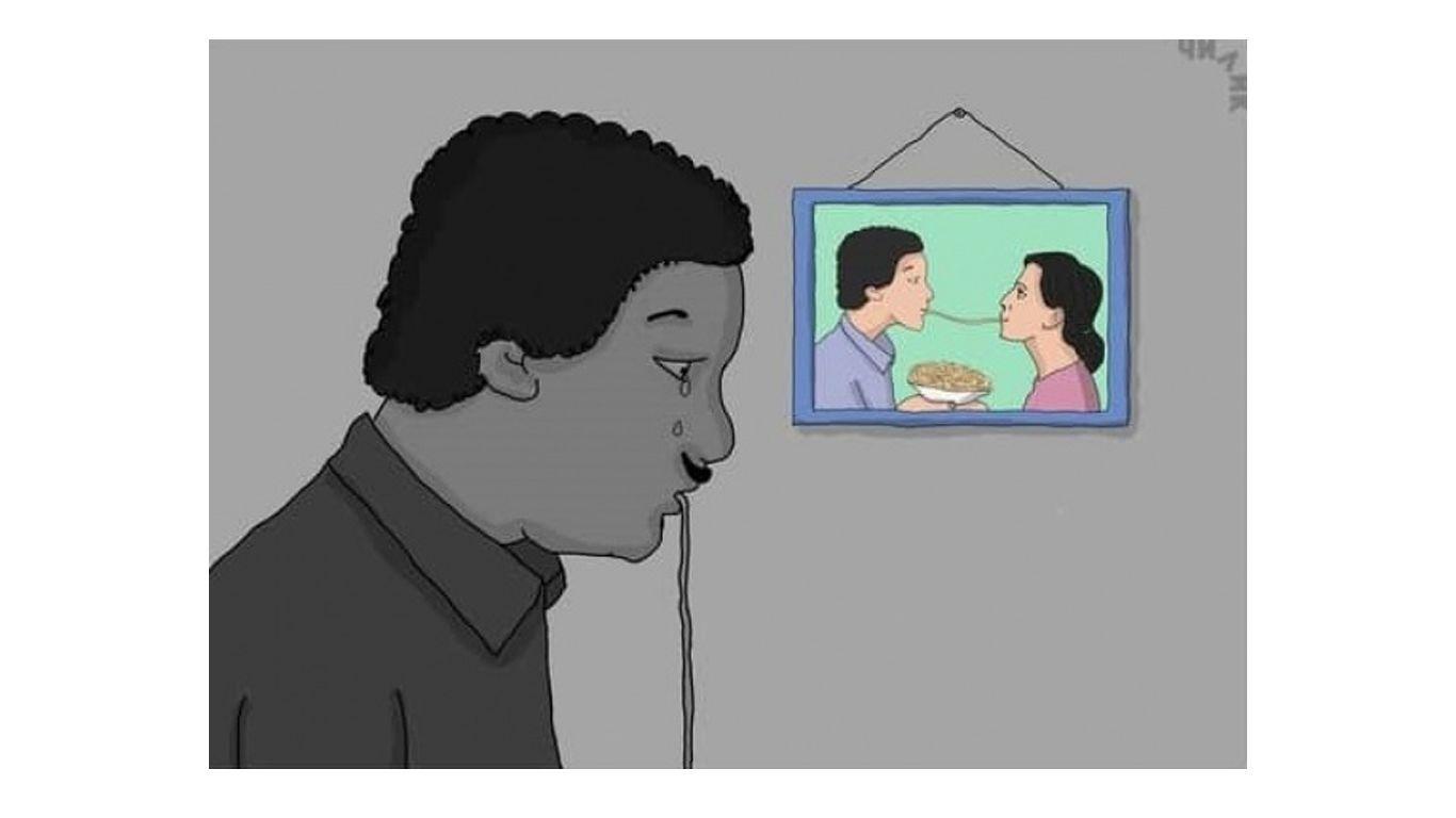 Ilustrator Ini Penuhi Permintaan Netizen dengan Gambar Super Konyol