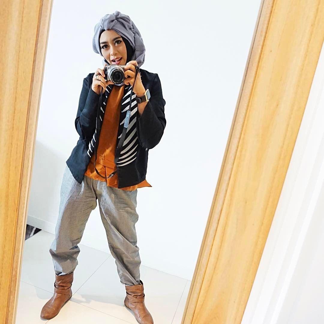 Trend & Gaya Fashion Hijab Modern dari 6 Lokal Influencer yang Harus Kamu Follow
