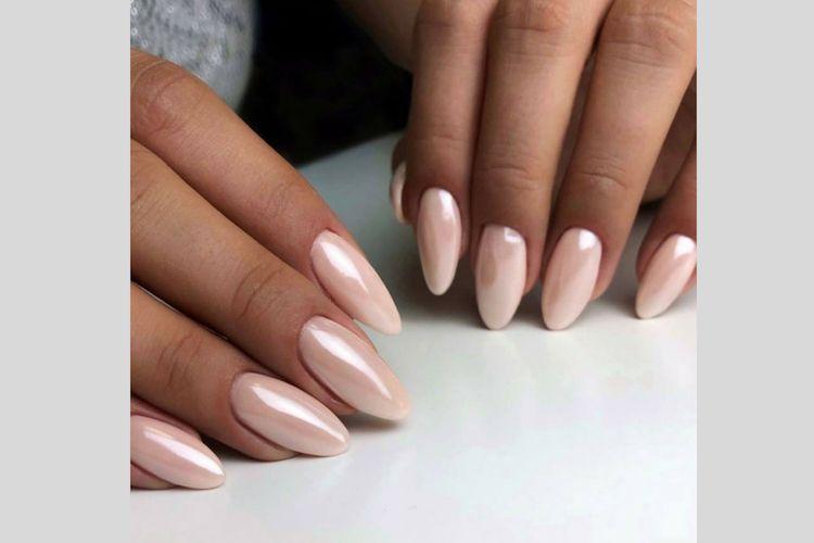 9 Inspirasi Manicure Pernikahan yang Cantik untuk Kuku Jemarimu