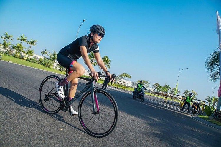 Kolaborasi dengan Sigi Wimala, Polygon Rilis Sepeda Balap Perempuan