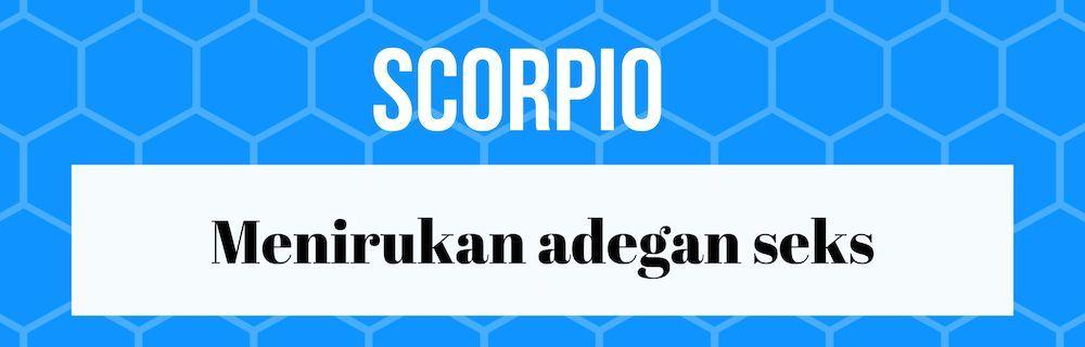 Menurut Zodiak, Ini Hal yang Kamu Sukai dalam Bercinta