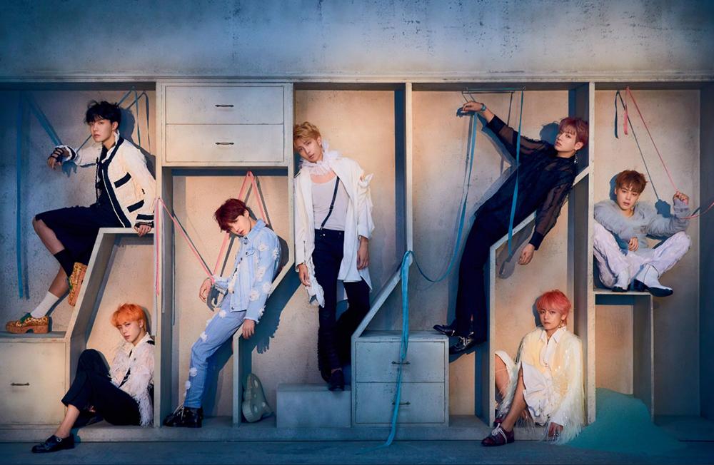 Salut! BTS Tampil di Sampul Majalah TIME Edisi Global