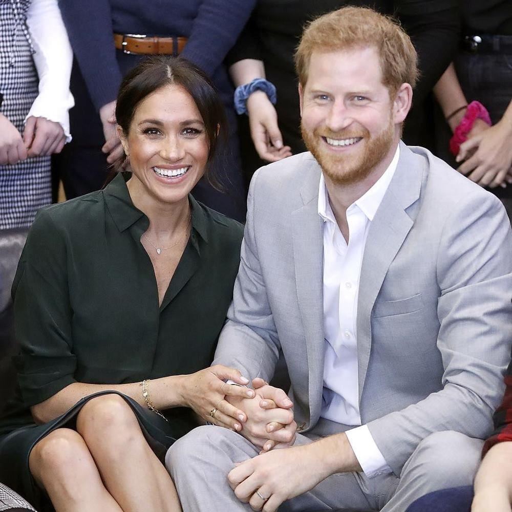 Kabar Gembira! Kerajaan Inggris Umumkan Kehamilan Meghan Markle